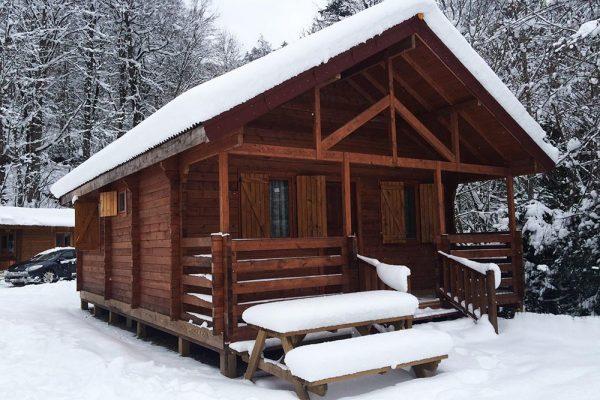 SERİN EV 21 - 2Yedigöller milli park habitat bungalow kalacak yer