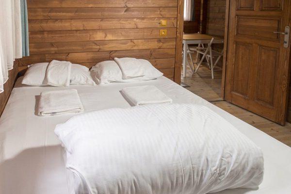 SERİN EV 21 - 5Yedigöller milli park habitat bungalow kalacak yer